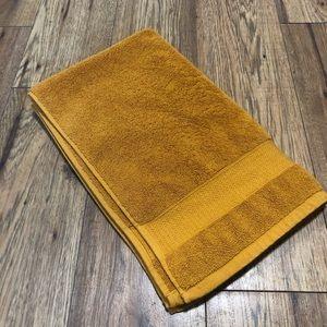 2/$27- Golden bath mat